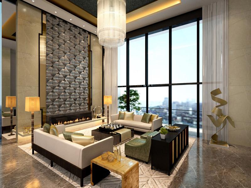 L2ds Lumsden Leung Design Studio Park Avenue Luxury Apartments