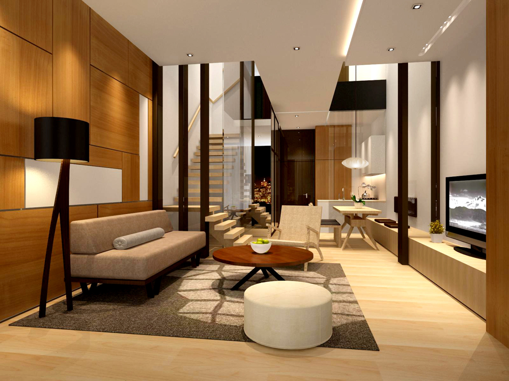 Luxury Apartment Design Interiors