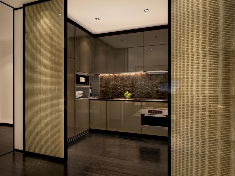 L2ds Lumsden Leung Design Studio Service Apartment Design Teak And Vanilla