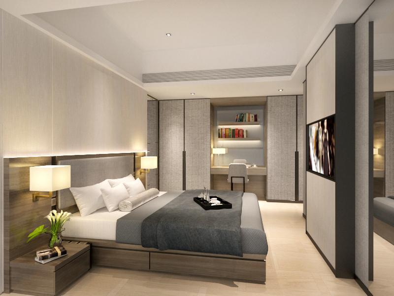 L2ds lumsden leung design studio service apartment for Apartment design 2015