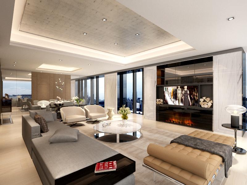 Living Room Lighting Ideas  Kichler